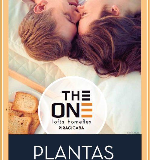 THE ONE – lofts, homeflex – São Dimas